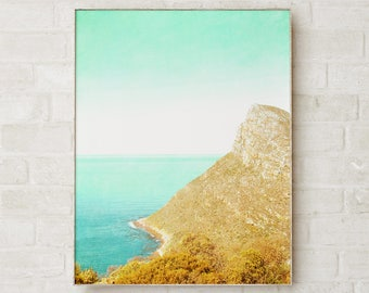 Beach Decor Beach Print Beach Wall Art Print Mountain Art Prints Mountain Print Landscape Photography Prints Seaside Art Seascape Prints