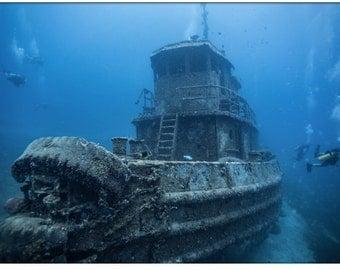 Shipwreck : Print