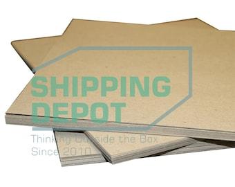 "100 8.5x11 Chipboard Sheet Cardboard Scrapbooking Scrapbook Pads 22pt 8.5"" x 11"" *FREE SHIPPING!* CB(8.5x11) 100"
