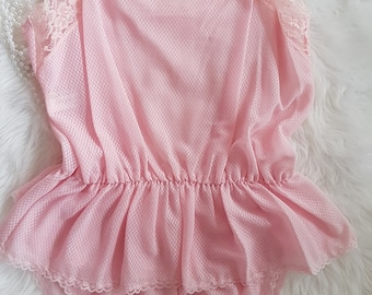 Pink Summer PJ Set
