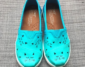 Girls Cat Shoes