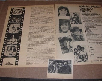 PETE DUEL  clippings   #0304