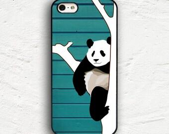 Panda iPhone 7 Case iPhone 7 Plus Case iPhone 6s Case iPhone 6 Plus Case iPhone 5s iPhone 5 Case iPhone 5c Cover