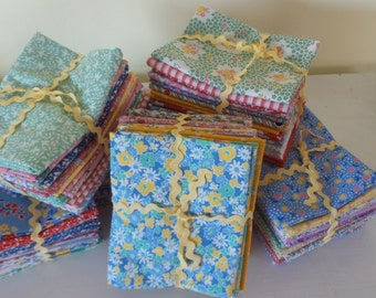 Fat Quarter Bundle 1930s  by Darlene Zimmerman for Robert Kaufman; cute! each bundle varies; from Darlene Zimmerman's personal collection.