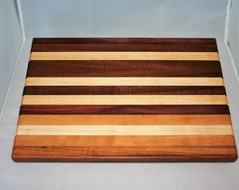 Large Wooden Cutting Board (CB10)