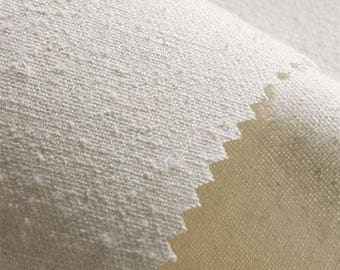 white RAW SILK sheet _ flat or fitted, handmade from soft white raw / wild silk _ single / double, queen / king size (MAALIKAA collection)