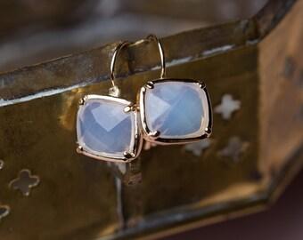 Popular Opal Drop Earrings