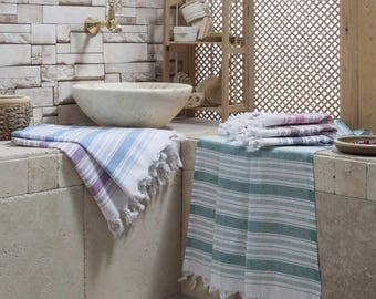 Turkish Traditional Towel  - Peshtemal