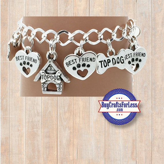 DOG Charm bracelet, CUTE - **FREE SHiPPiNG**