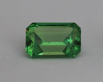 Gorgeous Natural Vivid Green Tsavorite Garnet 0.78ct