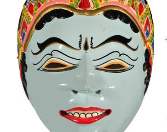Indonesian Topeng Dance Mask