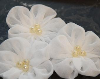 Wedding Hair Flower/ Wedding Hairpiece/ Bridal Hair Flower Clip/ Wedding Hair Accessories/ Wedding Hair Flower Clip/ Flower Hair Clip