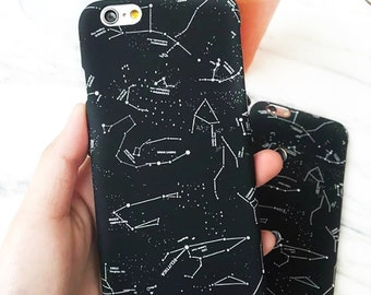 Constellation Case for iPhone 5 / 5S SE 6 / 6S/ 6+
