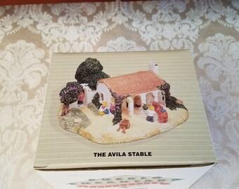 Pueblo Encantado - The Avila Stable 1994