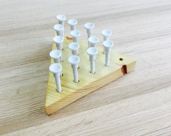 Logic - puzzle in Wood - Wood puzzle game