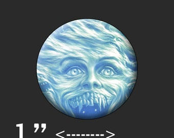 "Fright Night 1"" Pinback Button"