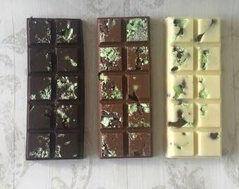 Mint Madness Chocolate Bar 65g