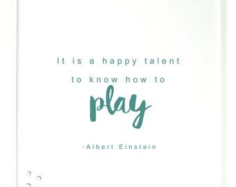 Happy Talent Magnet Board