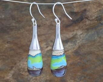 Isle of Avalon Drop Earrings