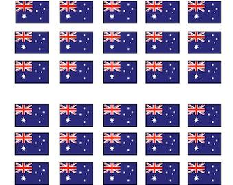 Australian flag  Etsy