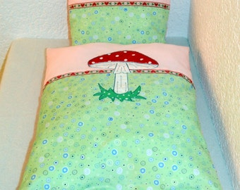 doll bedding,