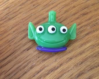 Toy Story Alien Badge