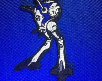 Robotech Mech Patch