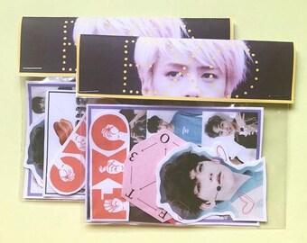 Exo - sticker pack kpop