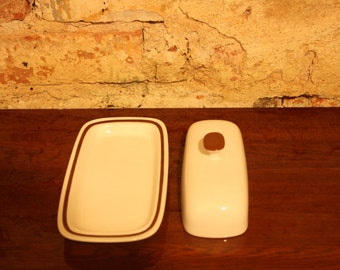 Japanese butter dish