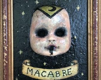 doll poupée macabre dark goth