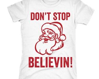 Don't Stop Believin'!