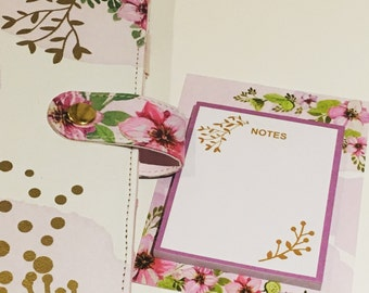 "Sticky Notes ""Elegant Purple"" - 40 sheets"