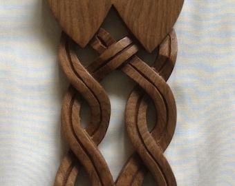 Dragon & Celtic knot