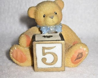 Cherished Teddies - #5 Block