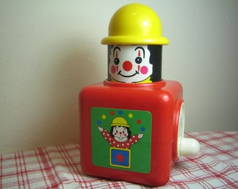 Battat Musical Jack-in-the-box toy