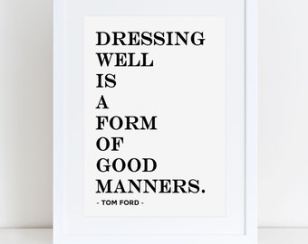Good manners | Etsy