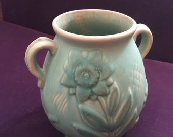 1930's Original Roseville Pottery Dandelion & Sunflower