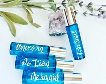 Magical Blue Roller Bottle Set