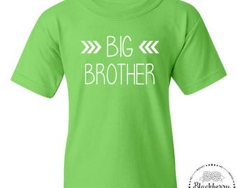 Big Brother Youth T-Shirt, Big Brother, Youth Boy T-Shirt, Sibling Shirt