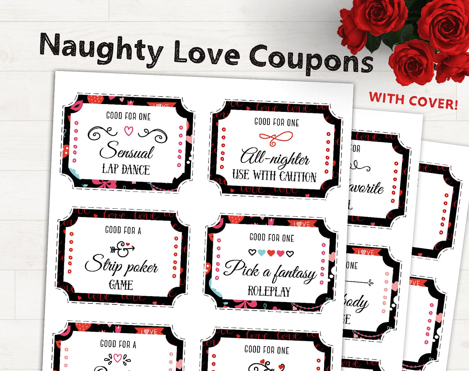 coupon book love coupons for him letter size kinky love coupons naughty love coupon book valentines husband gift kinky valentines boyfriend gift kinky