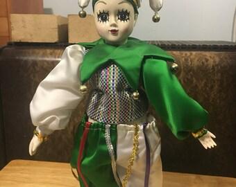 Brinns Musical Jester Doll