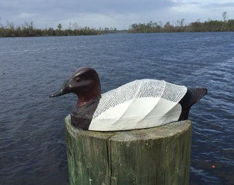 Duck decoy #4