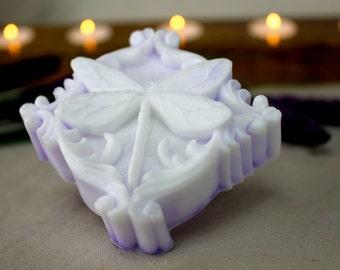 Jasmine Handcrafted Soap Goats Milk or Glycerine