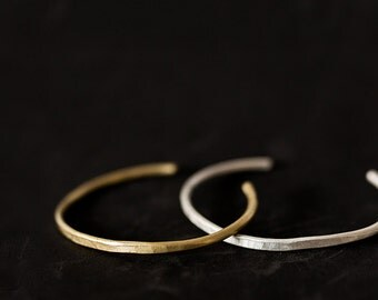 Men's Brass Bracelet, Mens Brass Bangle, Open Bracelet, Adjustable Bracelet, Bangle Bracelet Men's, Hammered Bracelet, Brass Jewelry For Men