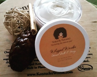 Whipped Wonder Hair and Body Butter  (Oatmeal Milk & Honey )