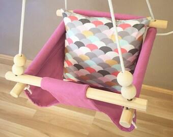 Fuchsia Swing