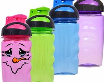 Snowman - Kids Water Bottle