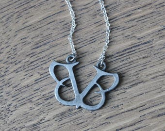 Black Veil Brides pendant necklace Knives and Pens jewelry Christmas gifts