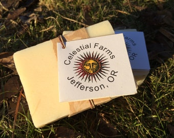 Handmade Tallow Orange and Clove Soap