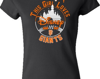This Girl Loves Disney and Her Giants